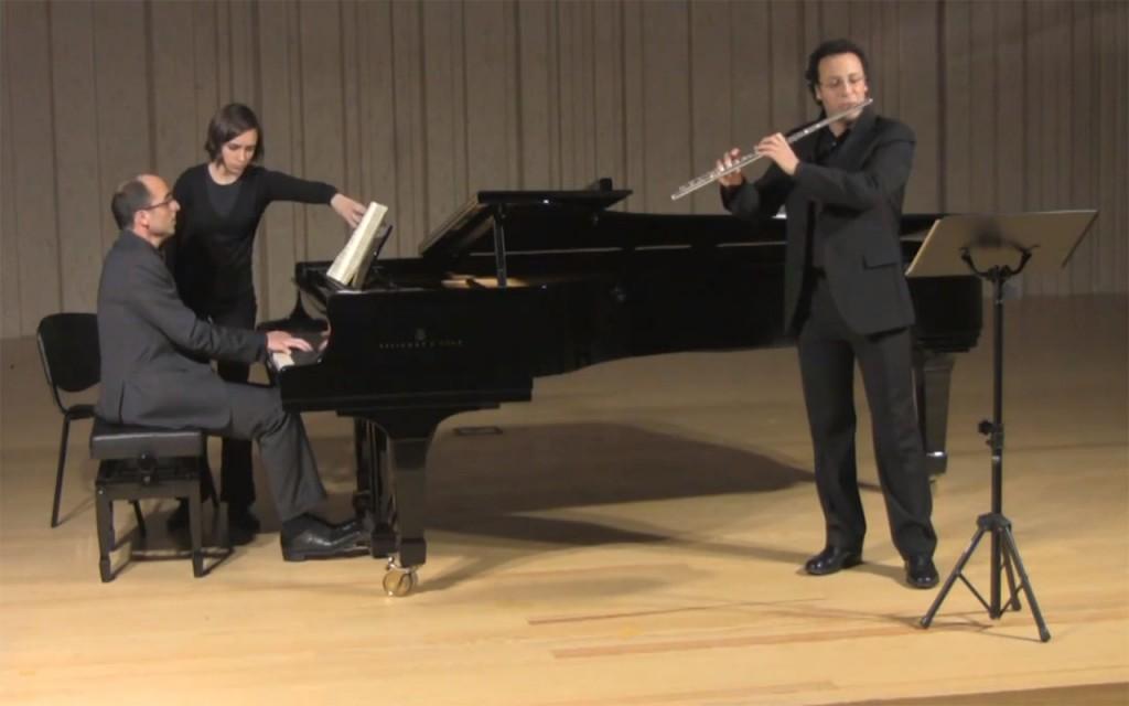 Cesar Franck - Sonata em Lá M - II Allegro