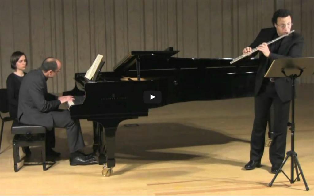 Cesar Franck - Sonata em Lá M - III Recitativo – Fantasia