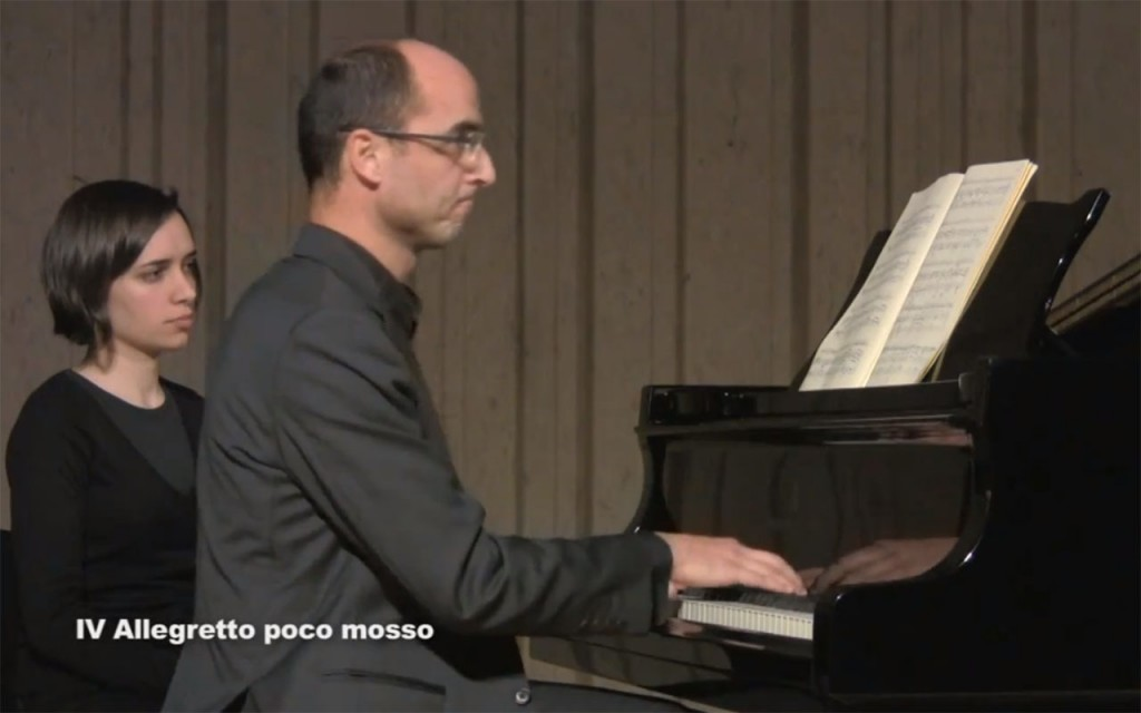 Cesar Franck - Sonata em Lá M - IV Allegretto poco mosso