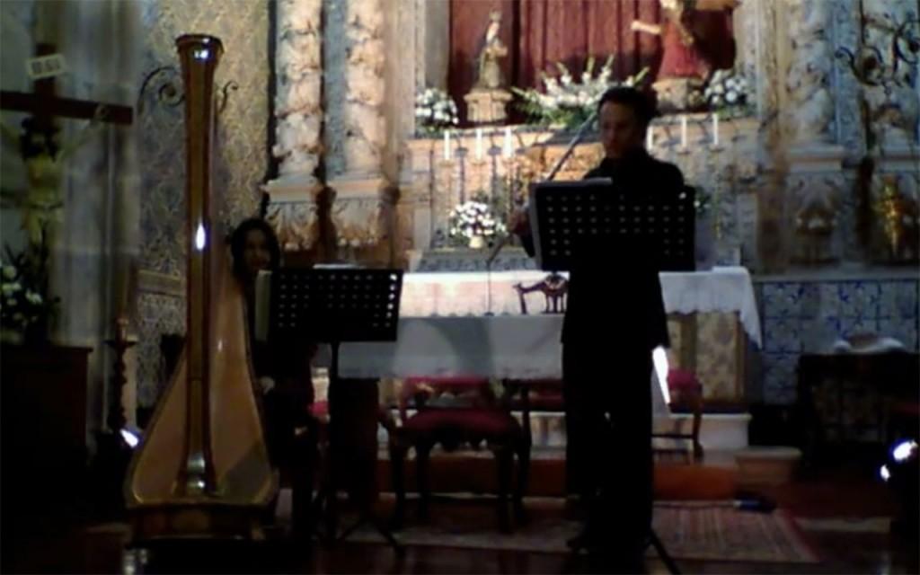 Nuno Inacio e Stephanie Manz Bach Sonata in g2nd movem