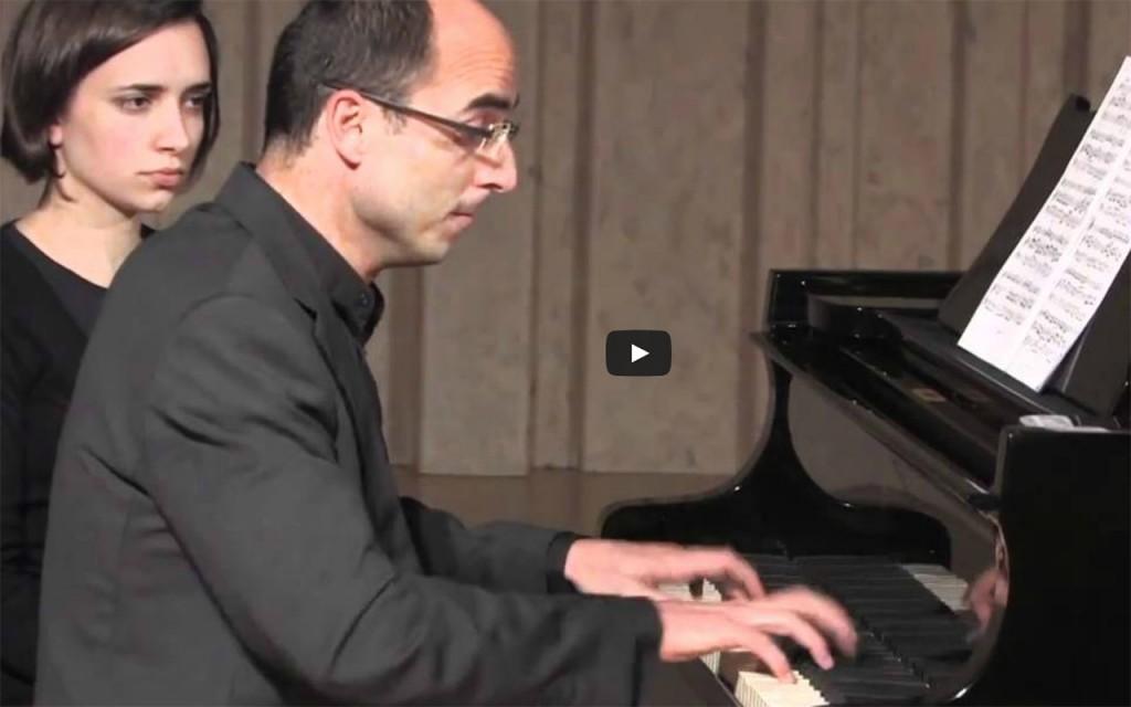 Sonata para flauta e tecla, BWV 1020, atribuída a JS Bach - III Allegro